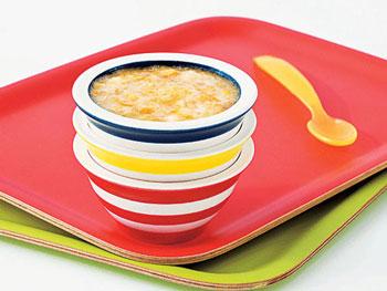 طرز تهیه پوره برای کودک,پوره کودک,تغذیه کودک,غذای کودک