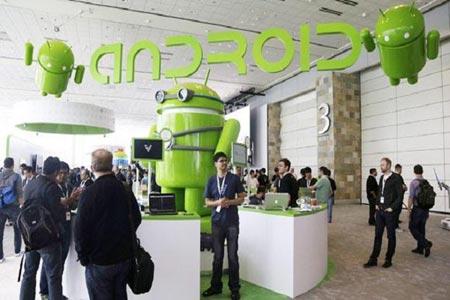 نمایشگاه گوگل در سانفرانسیسکو، آمریکا