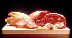 غذای گوشتی را با سبزی میل كنید
