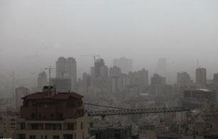 اخبار,اخباراجتماعی ,آلودگی هوای تهران