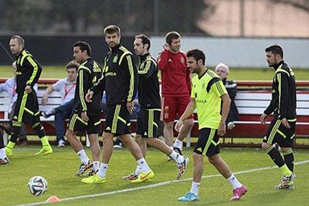 اخبار,اخبار ورزشی ,تیم ملی فوتبال اسپانیا