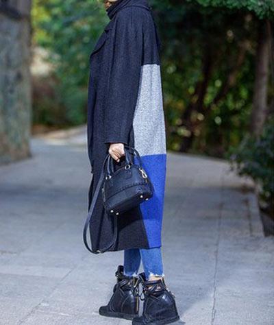مدل مانتو جدید,عکس مدل مانتو جدید دخترانه,مدل مانتو جدید و شیک