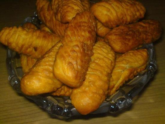 طرز تهیه شیرینی محلی کاره مای شون(شهر مقدس مادها)کرمانشاهان-کرمانشاه