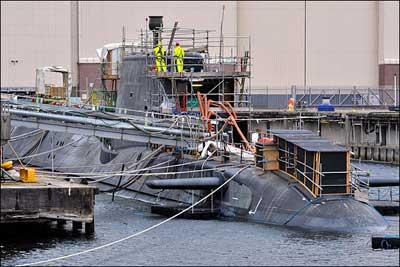 پیشرفته ترین سیستم ردیابی ,  زیردریایی , راکتور قدرتمند هسته ای