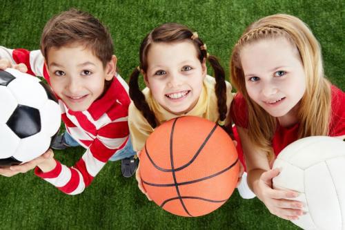 اهمیت ژیمناستیک برای کودکان