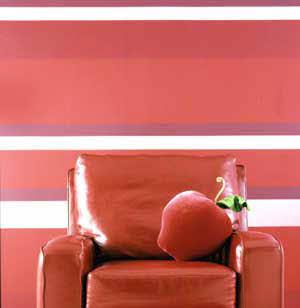 اتاقهایتان را رنگ کنید