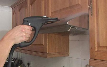 تمیز کردن هود آشپزخانه,نحوه تمیز کردن چربیهای هود