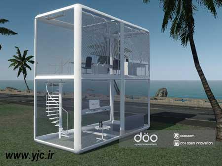 خانه ها در آینده چه شکلی هستند