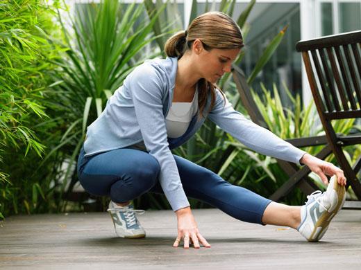آیا خانمها میتوانند بدون ورزش لاغر شوند؟