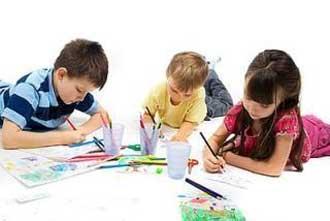 خلاقیت,خلاقیت در کودکان,پرورش خلاقیت کودک