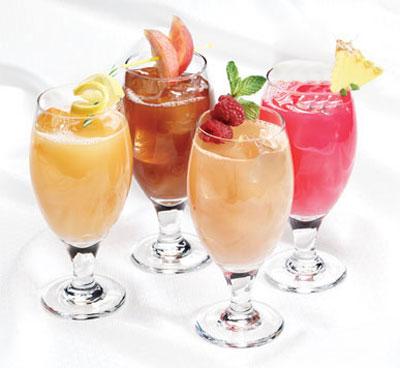 طرز تهیه نوشیدنی گلابی و نارگیل,تهیه نوشیدنی با گلابی