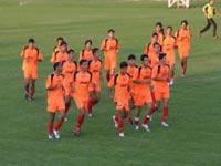 مصاف تیمهای ملی فوتبال جوانان ایران -ژاپن