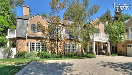 خانه 9.5 میلیون دلاری ادل در بورلی هیلز!