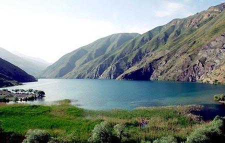 دریاچه گهر,عکس دریاچه گهر،دریاچه گهر لرستان