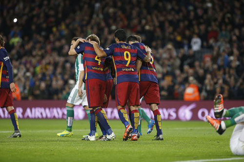 بارسلونا رکورد رئال مادرید را شکست