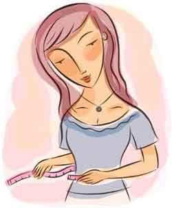 توصیه های تغذیه ای برای خانم های باردار لاغر