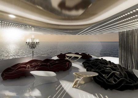 اخبار , اخبار گوناگون, بزرگترین کشتی تفریحی جهان