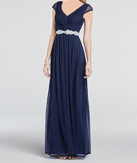 جدیدترین مدل لباس مجلسی, لباس مجلسی بلند زنانه