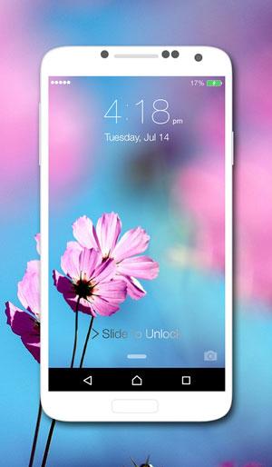 دانلود برنامه LockScreen iOS9 برای اندروید