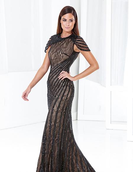 عکس مدل لباس جشن,مدل لباس جشن مشکی,لباس جشن