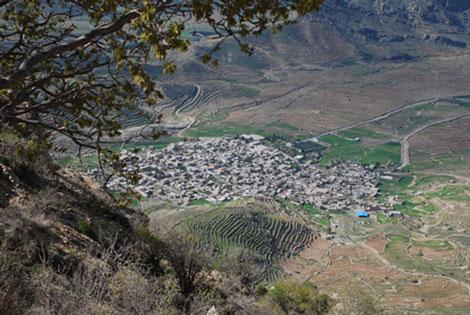 باغات روستای دوان,تصاویر روستای دوان