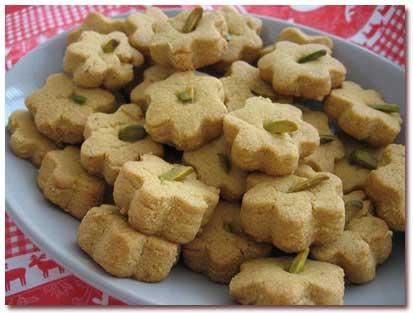 شیرینی نخودچی ( شیرینی مخصوص عید )