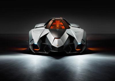 طراحی خودرو جدید , تصاویر خودرو Egoista