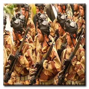 روز ارتش  و نيروي زميني