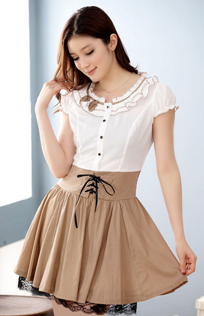 مدل پیراهن های کوتاه تابستان , مدل پیراهن کوتاه