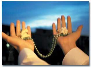 دعا هنگام روبرو شدن با مشکل