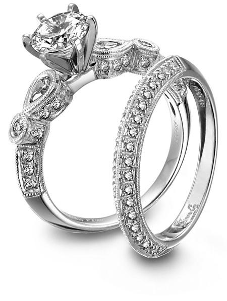 مدل حلقه های جفتی نامزدی, حلقه های جفتی عروس و داماد