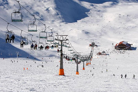 بهترین پیست های اسکی های ایران