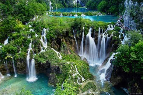 زیباترین آبشارهای جهان کدامند؟