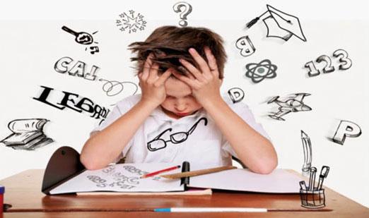 سلامت روانی کودکان مهمتر از پیشرفت تحصیلی