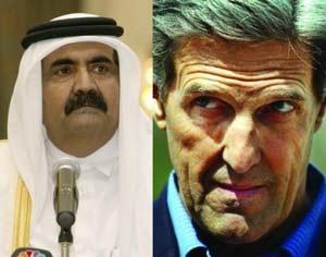 اظهارات توهین آمیز امیرقطر در مورد هاشمی رفسنجانی/ احمدی نژاد و خاتمی فاسد نیستند