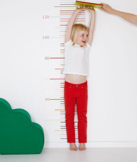 راه های کمک به افزایش قد کودک
