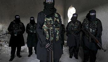 اخبار, پلیس های زن داعش