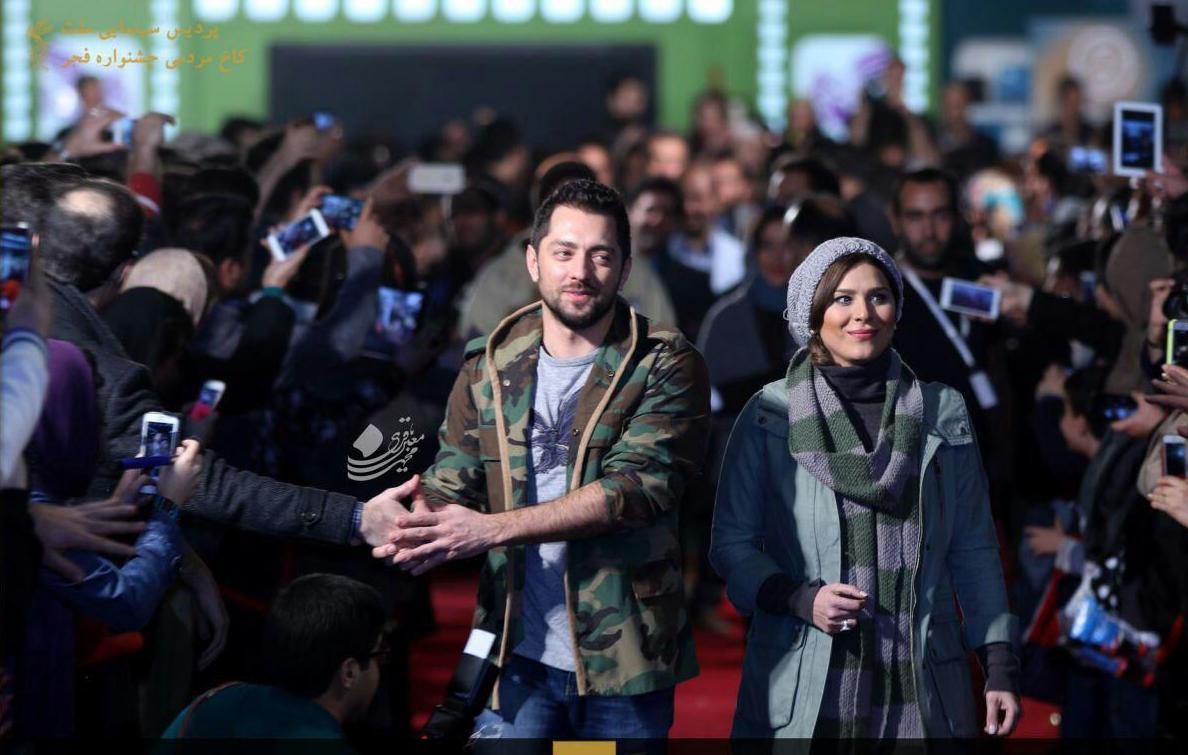 اخبار فرهنگی,خبر های فرهنگی,سحر دولتشاهی و بهرام رادان