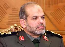 واکنش سردار وحیدی به اظهارات وزیر دفاع آمریكا