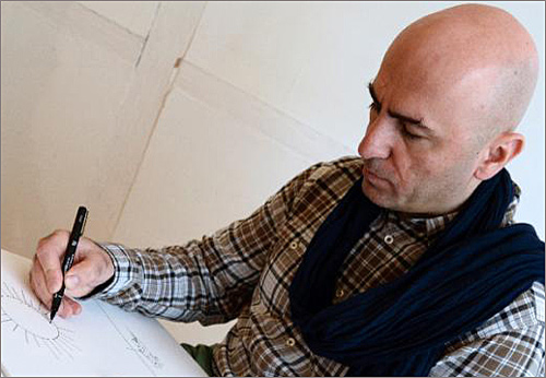 بزرگمهر حسین پور: هر دردی که کشیده ام، کشیده ام