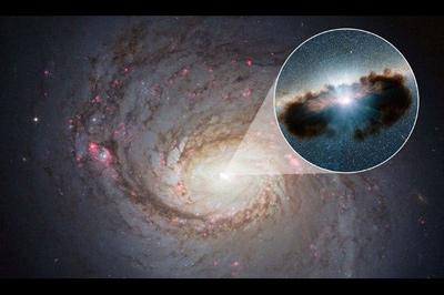 اخبار , اخبار علمی,کشف کهکشانی عجیب,کهکشانی عجیب با دو سیاهچاله