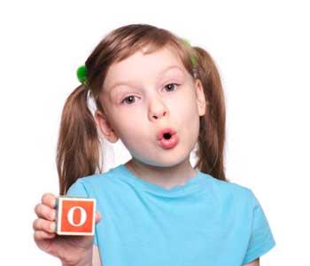 گفتاردرمانی,گفتاردرمانی در کودکان,