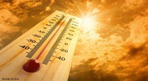 اخبار,اخباراجتماعی,فزایش دمای زمین