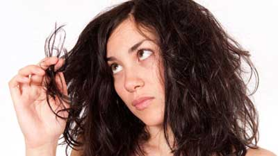موهای آسیب دیده ,مواد آرایشی