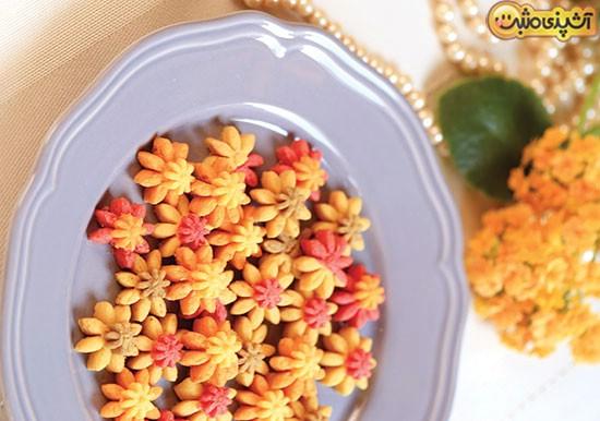 24 نوع غذا و شیرینی با تِمشکوفه های بهاری (3)