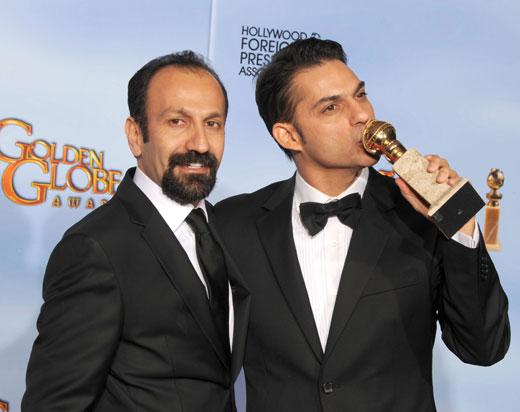 اصغر فرهادی، فیلم ساز زیادی موفق!( اسلایدشو)