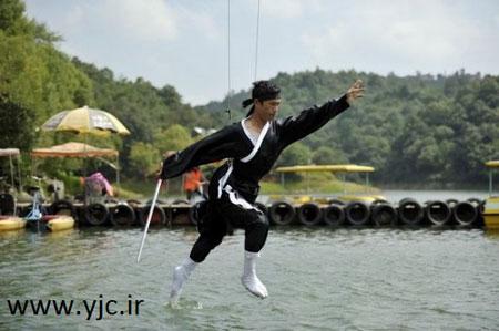 مبارزه کنگ فو , کنگ فو کاری روی آب , ورزش های رزمی