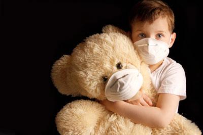 اثرات آلودگی هوا بر روی کودکان