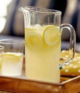 شربت ضد عطش , شربت های مخصوص تابستان