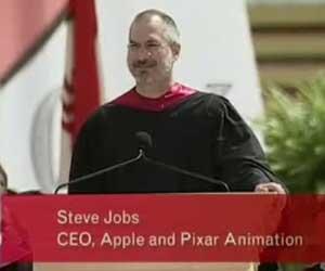 سخنرانی استیو جابز-اپل در دانشگاه استنفورد